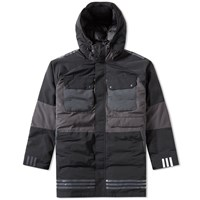 Adidas X White Mountaineering Down Jacket Black