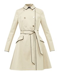 Ted Baker Gilliy Double Breasted Trench Coat Taupe