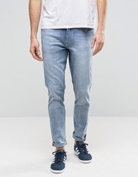 Ringspun Slim Fit Jeans Blue