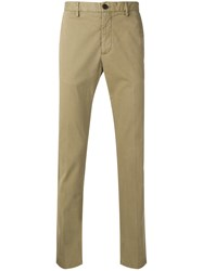 Z Zegna Classic Chinos Nude And Neutrals
