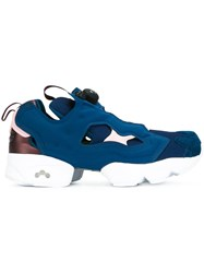 Reebok 'Instapump Fury Face' Sneakers Blue