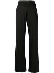 Haider Ackermann Flared Jersey Trousers 60