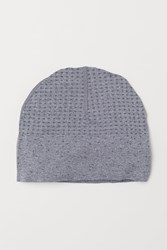 Handm H M Seamless Sports Hat Gray