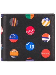 Paul Smith Cycle Dots Wallet 60