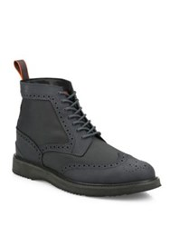 Swims Barry Brogue Boots Grey