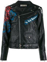 Night Market Aloha Biker Jacket 60