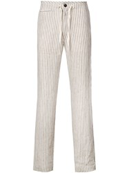 Freemans Sporting Club Ez Trousers White