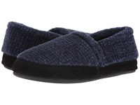 Tempur Pedic Stratus 2 Navy Men's Slippers