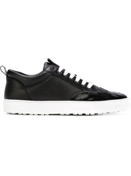 Dsquared2 Brogue Detailing Sneakers Black
