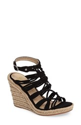 Johnston And Murphy Women's Mindy Woven Wedge Sandal