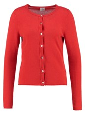 Ftc Cardigan Spicy Orange Red