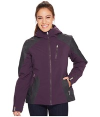 Spyder Avery Jacket Nightshade Black Coat