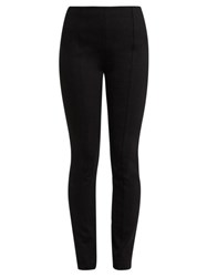 The Row Bosso High Rise Trousers Black