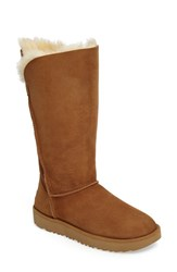 Uggr Women's Ugg Classic Cuff Tall Boot Chestnut Suede