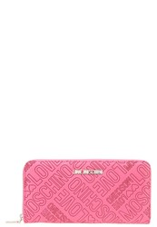 Love Moschino Wallet Rosa Pink