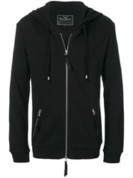 Unconditional Zip Hoodie Cotton Xs Black