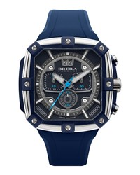 Supersportivo Square Watch Navy Brera