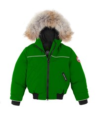 Canada Goose Grizzly Down Bomber Jacket Jade Green Size 2 7