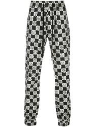 Haculla Blurry Woven Joggers Black