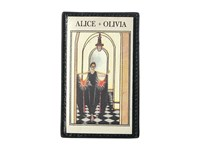 Alice Olivia Elle Vintage Stace Card Case Multi Credit Card Wallet