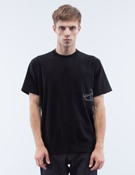 Denim By Vanquish And Fragment Pocket Crew Neck S S T Shirt