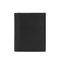 Thom Browne Double Card Holder Black