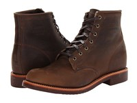 Chippewa Service Boot Crazy Horse Men's Boots Brown