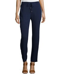 Eileen Fisher Drawstring Harem Ankle Pants Women's