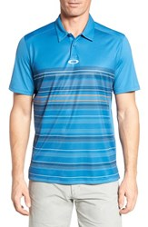 Oakley High Crest Polo Shirt California Blue