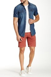 Quiksilver Street Trunk Red