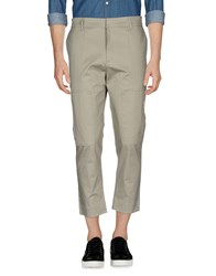 Hosio Casual Pants Grey