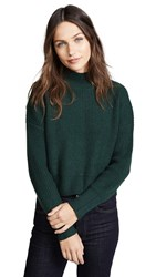 Knot Sisters Libby Sweater Evergreen