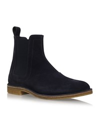 Bottega Veneta Desert Boot Male Navy