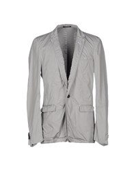 Nicolas Andreas Taralis Blazers Light Grey