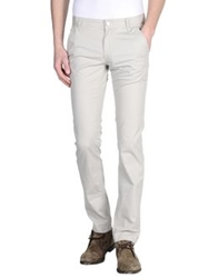 Gaudi' Casual Pants Light Grey