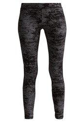 Venice Beach Lenny Tights Black