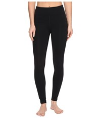Lorna Jane Booty Support F L Tights Black Women's Casual Pants