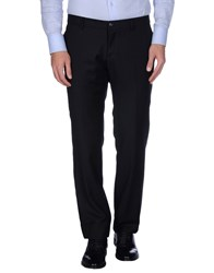 Orlando Trousers Casual Trousers Men Black