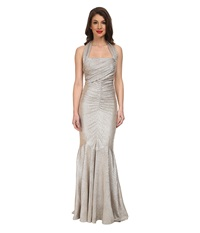 Stop Staring Serena Evening Dress Gold Women's Dress