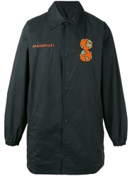 Mhi Maharishi Lightweight Jacket Black