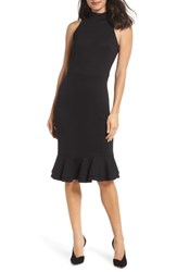 Ali And Jay The Boss Sheath Dress Black