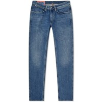 Acne Studios Max Tapered Jean Blue