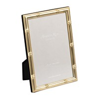 Addison Ross Bamboo Photo Frame Gold 4X6