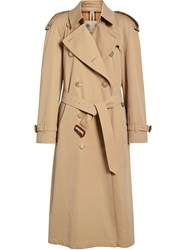 Burberry The Long Westminster Heritage Trench Coat Brown