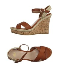 Pedro Del Hierro Footwear Sandals Women Brown