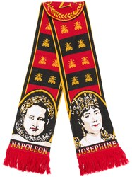 Y Project Napoleon And Josephine Scarf Black