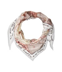 Vince Camuto You Had Me At Ahoy Kite Scarf Pink Scarves