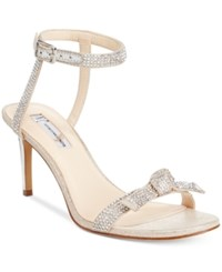 Inc International Concepts Laniah Evening Sandals Only At Macy's Women's Shoes Nude