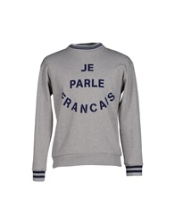 Etre Cecile Sweatshirts Light Grey