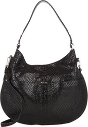 Milly Layne Hobo Bag Black